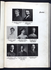Page 17, 1907 Edition, East High School - Exodus Yearbook (Cleveland, OH) online yearbook collection