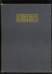 1916 Edition, East High School - Exodus Yearbook (Cleveland, OH)