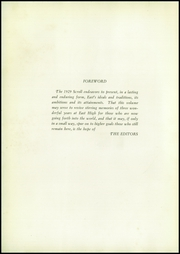 Page 8, 1929 Edition, East High School - Exodus Yearbook (Cleveland, OH) online yearbook collection