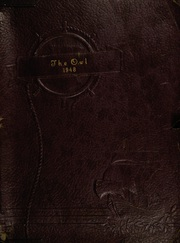 1948 Edition, Big Walnut High School - Flame Yearbook (Sunbury, OH)