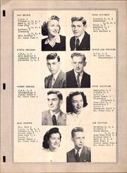 Page 13, 1948 Edition, Big Walnut High School - Flame Yearbook (Sunbury, OH) online yearbook collection