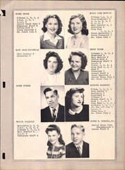 Page 15, 1948 Edition, Big Walnut High School - Flame Yearbook (Sunbury, OH) online yearbook collection