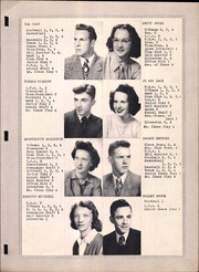 Page 17, 1948 Edition, Big Walnut High School - Flame Yearbook (Sunbury, OH) online yearbook collection