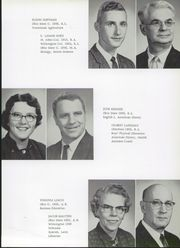 Page 15, 1960 Edition, Big Walnut High School - Flame Yearbook (Sunbury, OH) online yearbook collection