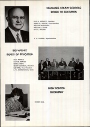 Page 10, 1964 Edition, Big Walnut High School - Flame Yearbook (Sunbury, OH) online yearbook collection