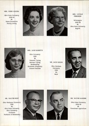 Page 16, 1964 Edition, Big Walnut High School - Flame Yearbook (Sunbury, OH) online yearbook collection