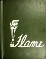 1966 Edition, Big Walnut High School - Flame Yearbook (Sunbury, OH)