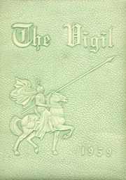 1959 Edition, Central Catholic High School - Vigil Yearbook (Canton, OH)