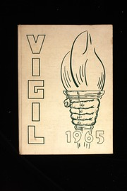 1965 Edition, Central Catholic High School - Vigil Yearbook (Canton, OH)