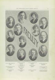 Page 11, 1925 Edition, Springfield Senior High School - Wildcat Yearbook (Springfield, OH) online yearbook collection