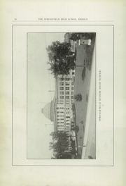 Page 14, 1925 Edition, Springfield Senior High School - Wildcat Yearbook (Springfield, OH) online yearbook collection