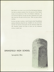 Page 5, 1953 Edition, Springfield Senior High School - Wildcat Yearbook (Springfield, OH) online yearbook collection