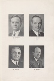Page 11, 1938 Edition, Ashtabula High School - Dart Yearbook (Ashtabula, OH) online yearbook collection
