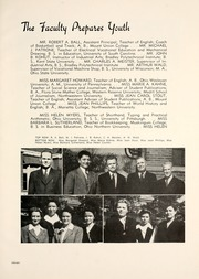 Page 15, 1945 Edition, Ashtabula High School - Dart Yearbook (Ashtabula, OH) online yearbook collection