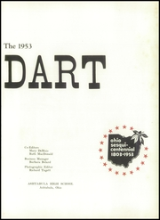 Page 5, 1953 Edition, Ashtabula High School - Dart Yearbook (Ashtabula, OH) online yearbook collection