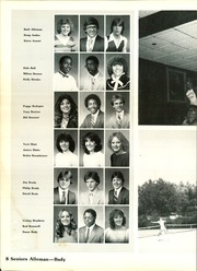 Page 12, 1983 Edition, Ashtabula High School - Dart Yearbook (Ashtabula, OH) online yearbook collection