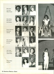 Page 16, 1983 Edition, Ashtabula High School - Dart Yearbook (Ashtabula, OH) online yearbook collection