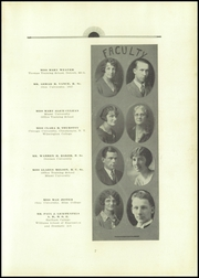 Page 11, 1928 Edition, Washington High School - Sunburst Yearbook (Washington Court House, OH) online yearbook collection