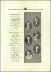 Page 15, 1928 Edition, Washington High School - Sunburst Yearbook (Washington Court House, OH) online yearbook collection