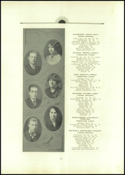 Page 16, 1928 Edition, Washington High School - Sunburst Yearbook (Washington Court House, OH) online yearbook collection