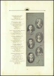 Page 17, 1928 Edition, Washington High School - Sunburst Yearbook (Washington Court House, OH) online yearbook collection