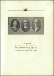 Page 7, 1928 Edition, Washington High School - Sunburst Yearbook (Washington Court House, OH) online yearbook collection