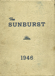 1946 Edition, Washington High School - Sunburst Yearbook (Washington Court House, OH)