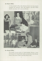Page 13, 1948 Edition, Washington High School - Sunburst Yearbook (Washington Court House, OH) online yearbook collection