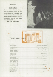 Page 9, 1948 Edition, Washington High School - Sunburst Yearbook (Washington Court House, OH) online yearbook collection