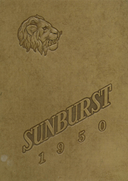 Page 1, 1950 Edition, Washington High School - Sunburst Yearbook (Washington Court House, OH) online yearbook collection
