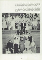 Page 11, 1950 Edition, Washington High School - Sunburst Yearbook (Washington Court House, OH) online yearbook collection
