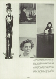 Page 12, 1950 Edition, Washington High School - Sunburst Yearbook (Washington Court House, OH) online yearbook collection