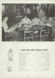 Page 8, 1950 Edition, Washington High School - Sunburst Yearbook (Washington Court House, OH) online yearbook collection