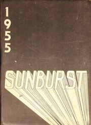 1955 Edition, Washington High School - Sunburst Yearbook (Washington Court House, OH)