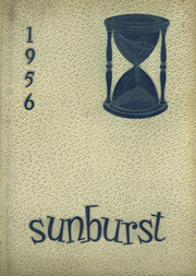 1956 Edition, Washington High School - Sunburst Yearbook (Washington Court House, OH)