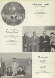 Page 15, 1956 Edition, Washington High School - Sunburst Yearbook (Washington Court House, OH) online yearbook collection