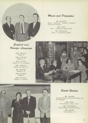 Page 17, 1956 Edition, Washington High School - Sunburst Yearbook (Washington Court House, OH) online yearbook collection