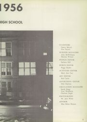 Page 7, 1956 Edition, Washington High School - Sunburst Yearbook (Washington Court House, OH) online yearbook collection