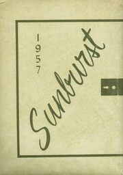 1957 Edition, Washington High School - Sunburst Yearbook (Washington Court House, OH)