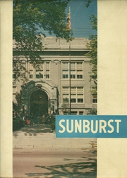 1959 Edition, Washington High School - Sunburst Yearbook (Washington Court House, OH)