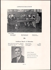 Page 10, 1952 Edition, Southeast High School - Pirates Log Yearbook (Ravenna, OH) online yearbook collection