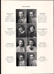 Page 14, 1952 Edition, Southeast High School - Pirates Log Yearbook (Ravenna, OH) online yearbook collection
