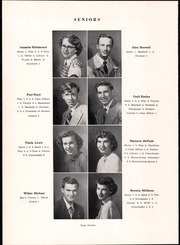 Page 16, 1952 Edition, Southeast High School - Pirates Log Yearbook (Ravenna, OH) online yearbook collection