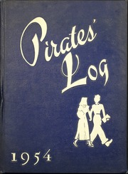1954 Edition, Southeast High School - Pirates Log Yearbook (Ravenna, OH)