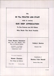 Page 72, 1954 Edition, Southeast High School - Pirates Log Yearbook (Ravenna, OH) online yearbook collection