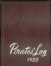 1955 Edition, Southeast High School - Pirates Log Yearbook (Ravenna, OH)