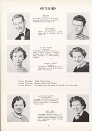 Page 12, 1955 Edition, Southeast High School - Pirates Log Yearbook (Ravenna, OH) online yearbook collection