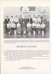 Page 36, 1955 Edition, Southeast High School - Pirates Log Yearbook (Ravenna, OH) online yearbook collection