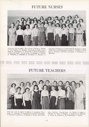 Page 38, 1955 Edition, Southeast High School - Pirates Log Yearbook (Ravenna, OH) online yearbook collection