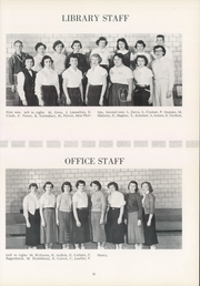 Page 39, 1955 Edition, Southeast High School - Pirates Log Yearbook (Ravenna, OH) online yearbook collection